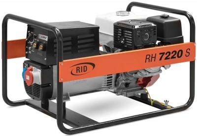 Сварочный генератор RID RH 7220 SE