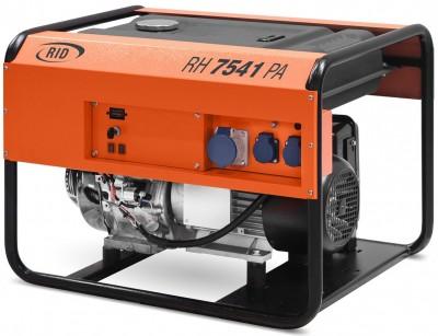 Бензиновый генератор RID RH 7541 PA