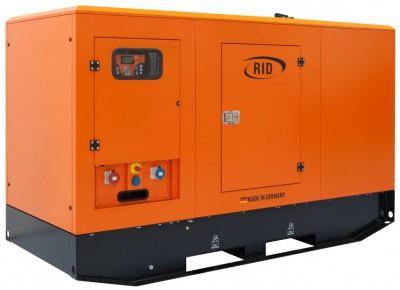 Дизельный генератор RID 130 S-SERIES S с АВР