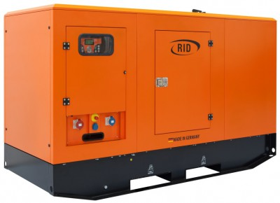 Дизельный генератор RID 100 C-SERIES S
