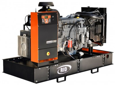 Дизельный генератор RID 130 S-SERIES