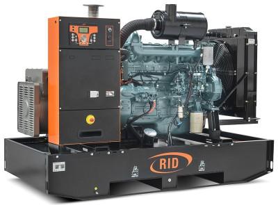 Дизельный генератор RID 150 B-SERIES с АВР