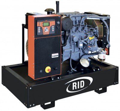 Дизельный генератор RID 40 S-SERIES с АВР