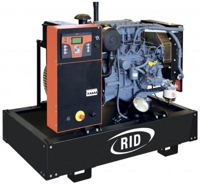 Дизельный генератор RID 60 S-SERIES с АВР