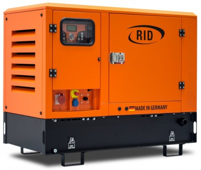 Дизельный генератор RID 40 E-SERIES S