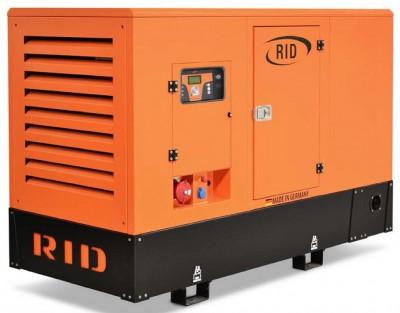 Дизельный генератор RID 80 S-SERIES S с АВР