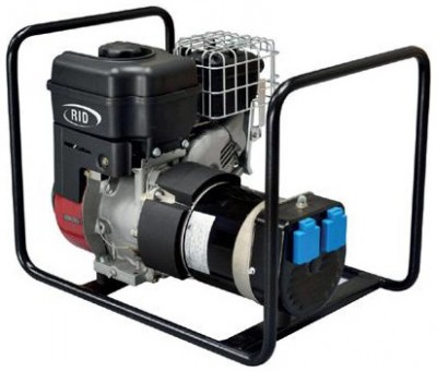 Бензиновый генератор RID RS 3001 P