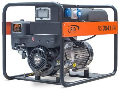 Бензиновый генератор RID RS 3541 PA