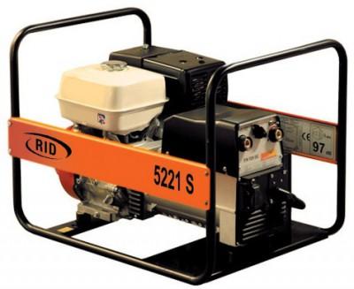 Бензиновый генератор RID RS 5221 S