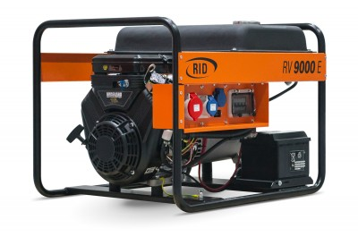 Бензиновый генератор RID RH 9000 E