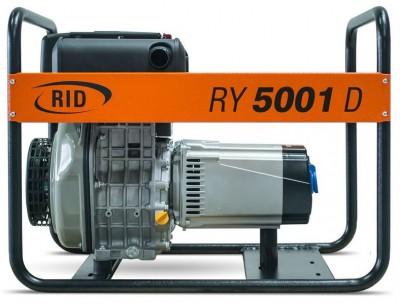 Дизельный генератор RID RY 5001 DE