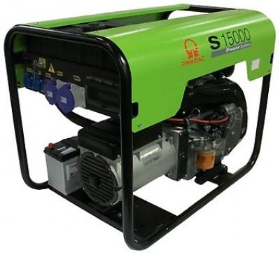 Дизельный генератор Pramac S15000 3 фазы