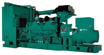 Дизельный генератор Cummins C2750D5 с АВР