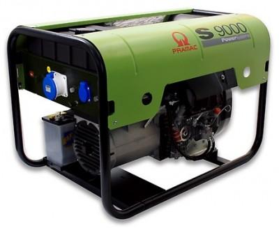 Дизельный генератор Pramac S9000