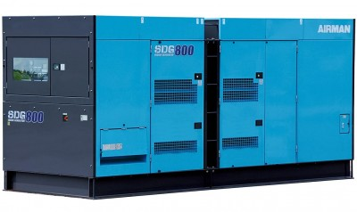 Дизельный генератор Airman SDG800S с АВР