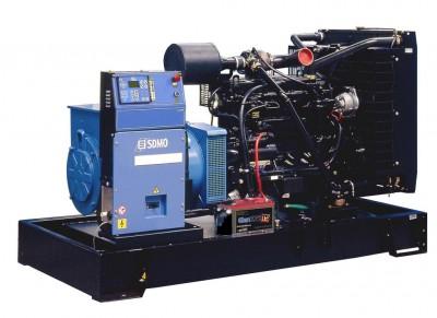 Дизельный генератор SDMO J165K с АВР