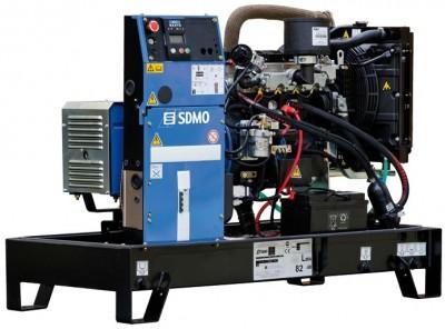 Дизельный генератор SDMO K 6M