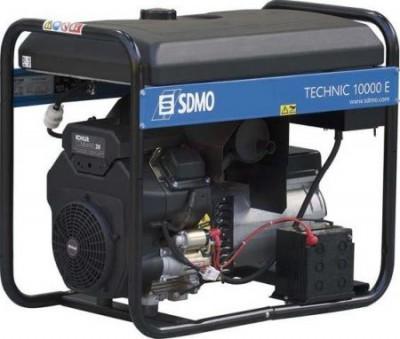 Бензиновый генератор SDMO Technic 10000 E AUTO
