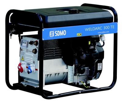 Бензиновый генератор SDMO WELDARC 300 TE XL C