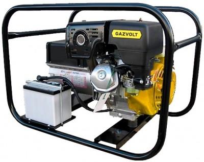 Газовый генератор Gazvolt Standard 3125 A SE 01 с АВР