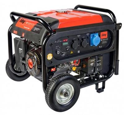Бензиновый генератор Fubag TI 7000