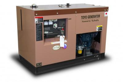 Дизельный генератор TOYO TKV-20SPC