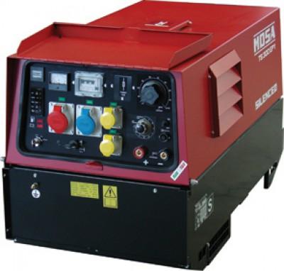 Дизельный генератор Mosa TS 300 SC/EL