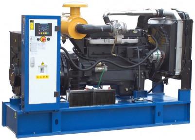 Дизельный генератор ТСС АД-100С-Т400-1РМ11 с АВР