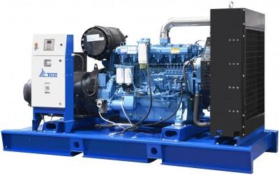 Дизельный генератор ТСС TBd 220SA с АВР