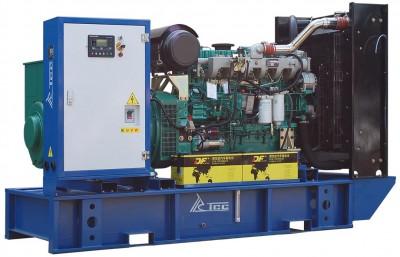 Дизельный генератор ТСС АД-400С-Т400-1РМ5 с АВР