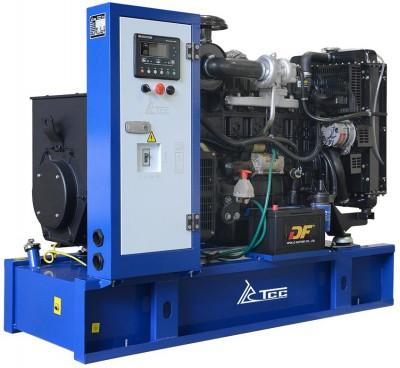 Дизельный генератор ТСС АД-40С-Т400-1РМ11 с АВР