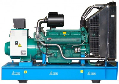Дизельный генератор ТСС АД-500С-Т400-1РМ11