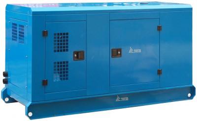 Дизельный генератор ТСС АД-90С-Т400-1РПМ19 с АВР