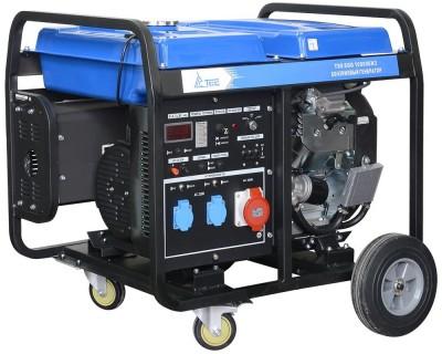 Бензиновый генератор ТСС SGG 10000-3
