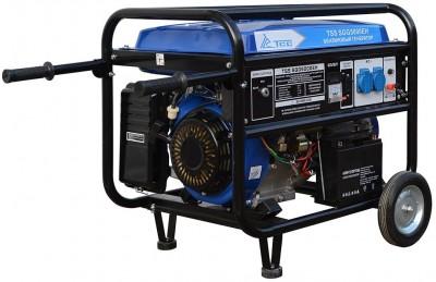 Бензиновый генератор ТСС SGG 5000 EH (новая модель) с АВР