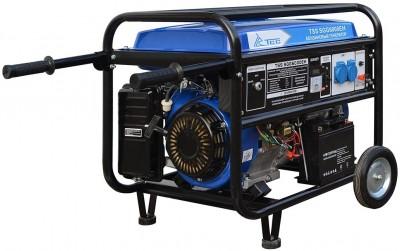 Бензиновый генератор ТСС SGG 6000 EH (новая модель) с АВР