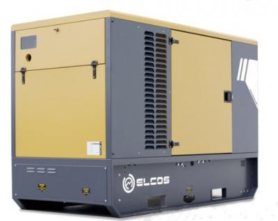 Дизельный генератор Elcos GE.CU.044/040.SS