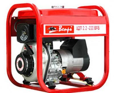 Дизельный генератор Вепрь АДП 2.2-230 ВЯ-Б