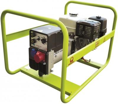 Сварочный генератор Pramac W200TDC