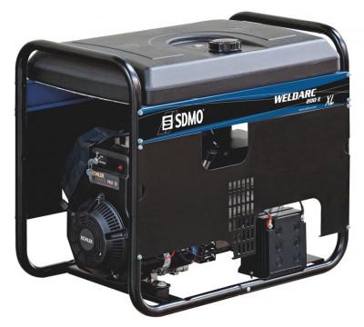 Бензиновый генератор SDMO Weldarc 200E XL C