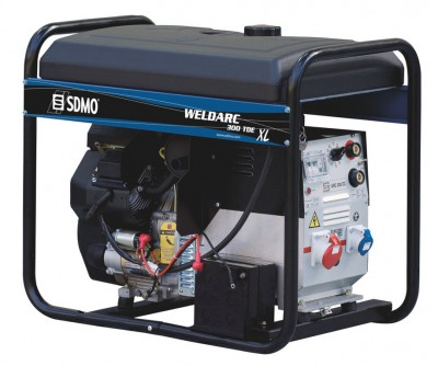 Бензиновый генератор SDMO Weldarc 220 TE XL C