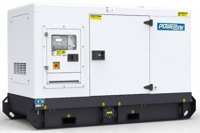 Дизельный генератор Power Link WPS180S с АВР