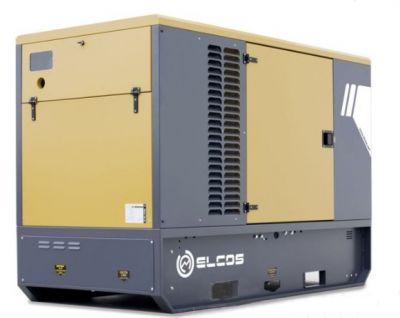 Дизельный генератор Elcos GE.PK.051/046.SS