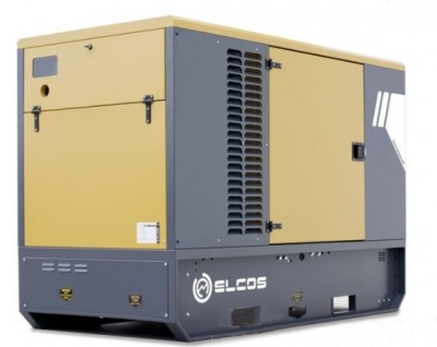 Дизельный генератор Elcos GE.PK.066/060.SS с АВР