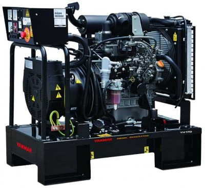 Дизельный генератор Yanmar YH 280 DTLA-5R