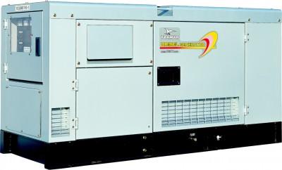 Дизельный генератор Yanmar YEG 650 DSLS-5B
