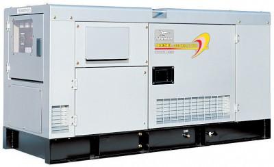 Дизельный генератор Yanmar YEG 500 DTHS-5B с АВР