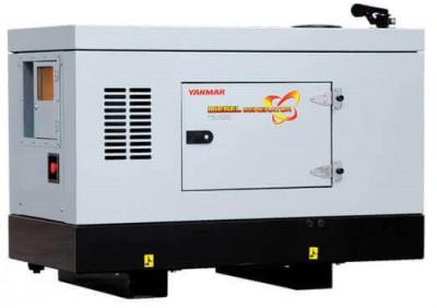 Дизельный генератор Yanmar YH 170 DSLS-5R с АВР
