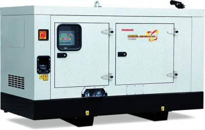 Дизельный генератор Yanmar YH 440 DTLS-5B