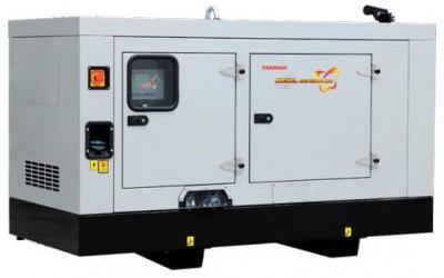 Дизельный генератор Yanmar YH 280 DSLS-5R